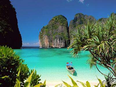 Dovolenka v Thajsku